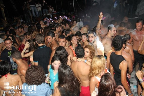 Beiruting - Events - Lebanon Largest FOAM Party 3 (1)