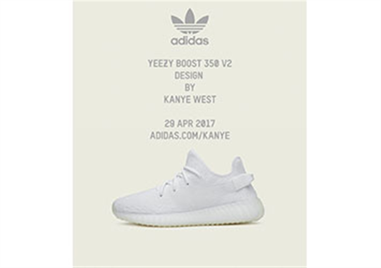 7704d8f46bb Beiruting - Life Style Blog - KANYE WEST and adidas announce the YEEZY  BOOST 350 V2 Cream White