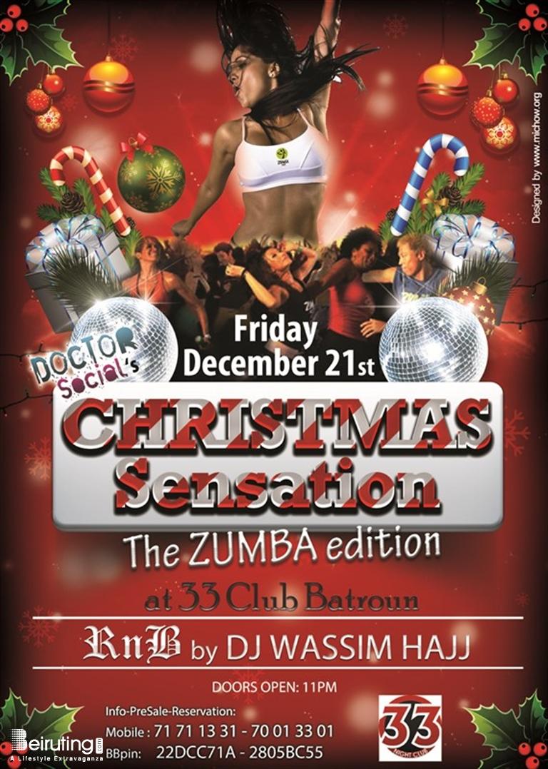 Beiruting - Events - Christmas Sensation