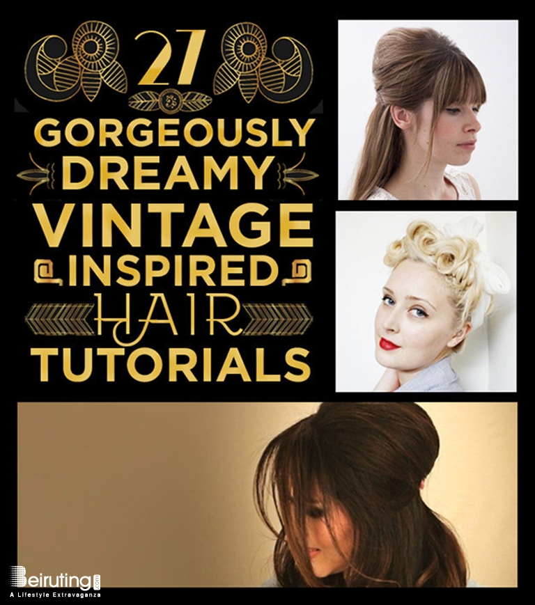 Beiruting Life Style Blog 27 Gorgeously Dreamy Vintage Inspired