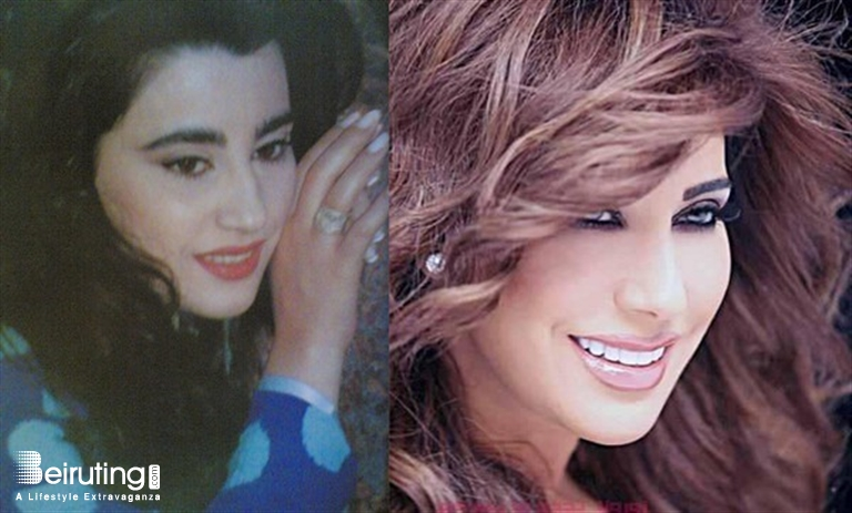 beiruting events arab celebrities before after
