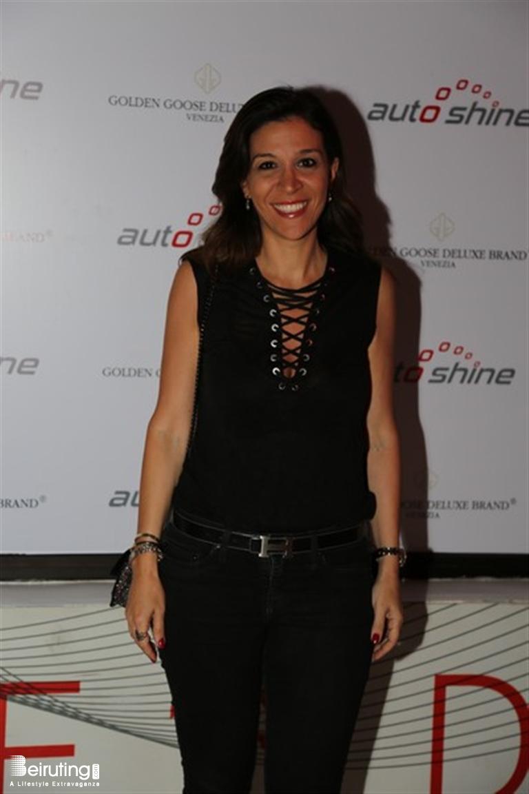 Beiruting   events   auto shine & golden goose deluxe brand garage ...