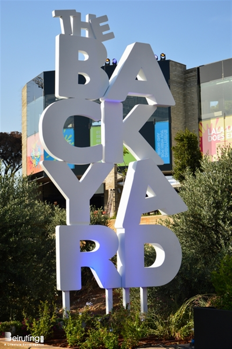beiruting events opening of the backyard hazmieh