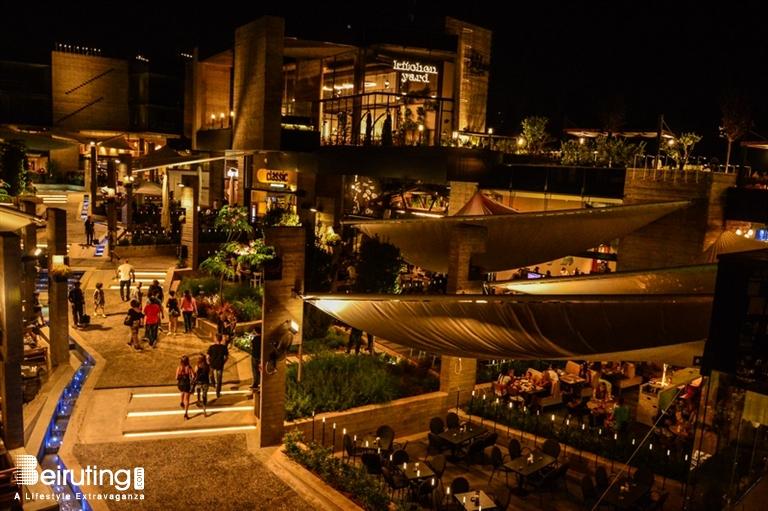 Charming ... The Backyard Hazmieh Hazmieh Social Event The Backyard Hazmieh On  Saturday Night Lebanon ...