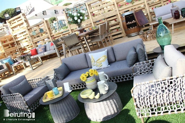 hippodrome de beyrouth beirut suburb social event the garden show spring festival 2017 lebanon - Garden Furniture Lebanon
