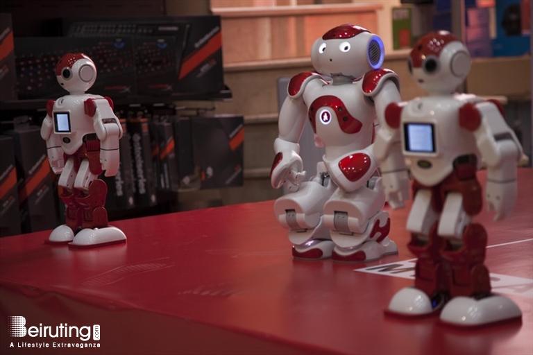 Beiruting Life Style Blog Social Interactive Robotics Land In