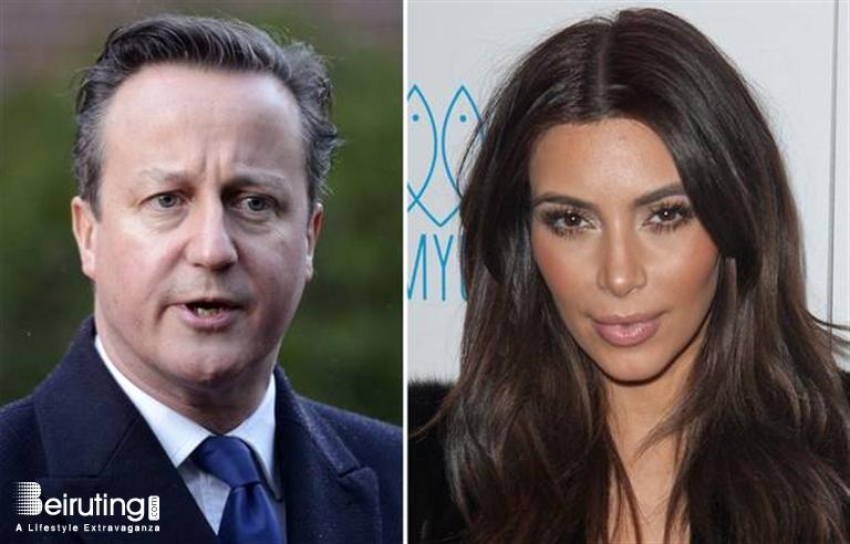 6b541b87f94 Beiruting - Life Style Blog - British Prime Minister David Cameron and Kim  Kardashian are COUSINS
