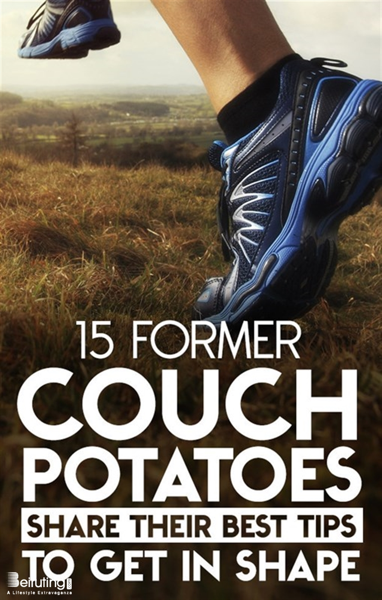 8fe37ef9bfe Beiruting - Life Style Blog - 15 Former Couch Potatoes Share Their Best Tips  For Getting In Shape
