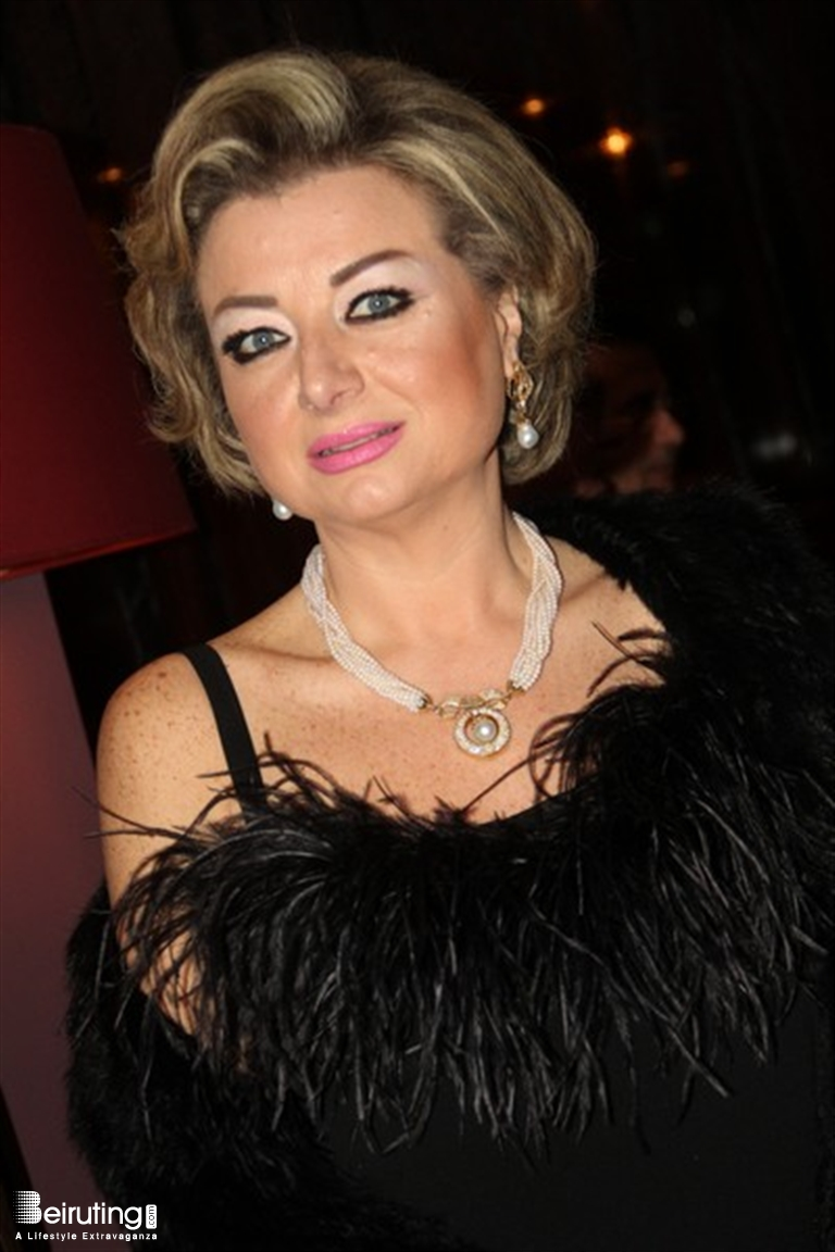Frances Beir for beiruting - events - beirut city lions club hosting former