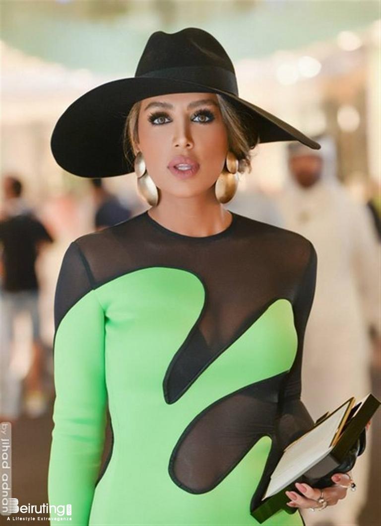 Beiruting - Events - Maya Diab at Vogue Fashion Dubai Experience 2014
