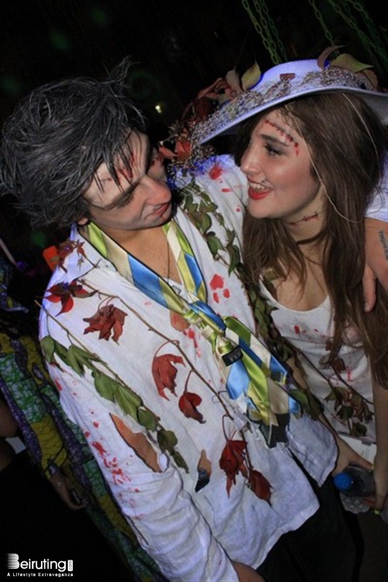 Beiruting - Events - Project X LB Halloween