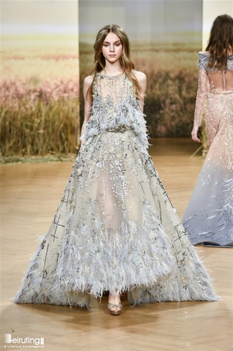 b55fce4851e2 Beiruting - Events - Ziad Nakad Spring Summer 2018 Collection at PFW
