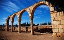 Historic Sites Anjar Anjar Tourism Visit Lebanon