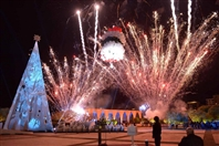 Activities Beirut Suburb Concert Opening of Tripoli End of Year Festivities Lebanon