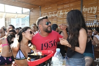 Ocean Blue Jbeil Beach Party Carlos at Ocean Blue Lebanon