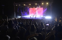 Activities Beirut Suburb Concert Clean Bandit at Summer Misk Festival Lebanon
