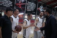 Activities Beirut Suburb Social Event A Peace Basketball Game Lebanon