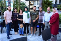 Activities Beirut Suburb Outdoor New Mural Unveiling by Art of Change Lebanon