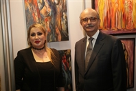 Forum de Beyrouth Beirut Suburb Exhibition Art of Living Exhibition Lebanon