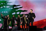 Around the World Concert Assi El Hallani at Al Faisaliah Hotel Riyadh Lebanon