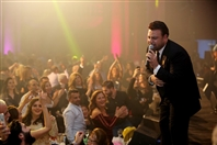 Hilton  Sin El Fil New Year NYE with Assi Hallani & Michel Fadel Lebanon