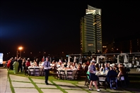 Saint George Yacht Club  Beirut-Downtown Social Event Ayadina Association: Souhour Ramadan Lebanon