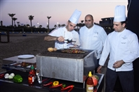 Kempinski Summerland Hotel  Damour Beach Party BBQ Sunday at the Beach Lebanon