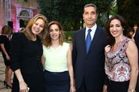 Sursock Palace Beirut-Ashrafieh Social Event Bader The Building Block Equity Fund  Lebanon