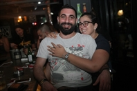 Bar 35 Beirut-Gemmayze Nightlife Elissar & Rachel at Bar 35 Lebanon