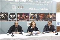 The Met Beirut-Downtown Social Event Beirut International Jazz Day Conference  Lebanon