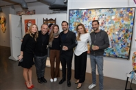 Activities Beirut Suburb Social Event Boss Introduces Its Holiday Collection  In Collaboration With Artist Jeremyville In Beirut. Lebanon