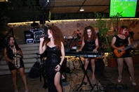Broumana Villa  Broumana Nightlife Opening of Broumana Villa-Part1 Lebanon