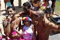 C Flow Jbeil Beach Party C flow Dance The Wave You Like Lebanon