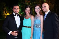 Sursock Palace Beirut-Ashrafieh University Event CES 17th Annual Gala Dinner Lebanon