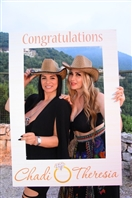 El Rancho Social Event Congratulations Theresia and Chady Lebanon