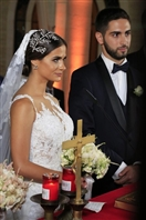 Wedding Wedding of Charbel Makhlouf & Yara Kalyoussef-Church Lebanon