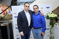 ABC Dbayeh Dbayeh Social Event WSPR and LongWingButterfly Christmas Gatheirng Lebanon