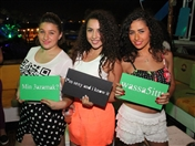 Santa Preri Jbeil Nightlife The City Of Carousal Beach Party Part 2 Lebanon