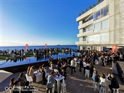 Le Yacht Club  Beirut-Downtown Outdoor Launching event of City Sightseeing Lebanon Lebanon