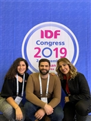 Around the World Social Event DiaLeb's Participation at IDF Congress - Busan Lebanon