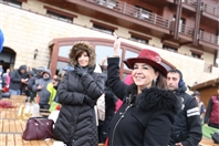 Mzaar Intercontinental Mzaar,Kfardebian Fashion Show Diamony Ski & Fashion Festival Lebanon