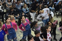 Forum de Beyrouth Beirut Suburb Kids Easter Fiesta 2018 Part1 Lebanon