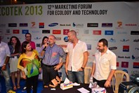 USEK Kaslik University Event Ecotek USEK Marketing Forum Party  Lebanon