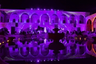 Beiteddine festival Concert Emel Mathlouthi at Beiteddine Art Festival Lebanon