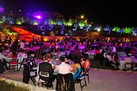Les Talus Beirut Suburb University Event FEA Gala Dinner Lebanon