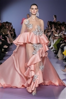 Fashion Show Georges Hobeika Couture SS2020 Collection Lebanon