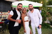El Rancho Social Event Tony Lahoud Birthday Lebanon