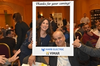Hilton  Sin El Fil Social Event Harb Electric & Vimar Dinner at Hilton Part2 Lebanon