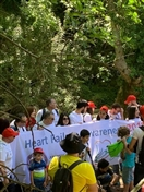 Outdoor Hike for Heart Failure with LSC at Cedar Reserve Al Chouf Lebanon