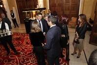 "Activities Beirut Suburb Social Event S.T. Dupont Launches ""The Wand""  Lebanon"